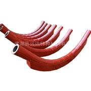 背包耐磨陶瓷弯头