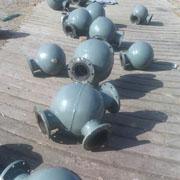 球型陶瓷耐磨弯头