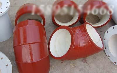 陶瓷耐磨弯头优点